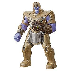 Thanos Eletrônico com Manopla - Vingadores Ultimato - Hasbro