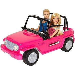 Barbie Veículo de Praia - Mattel