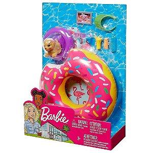 Barbie Real - Móveis Básicos Sortidos - Mattel