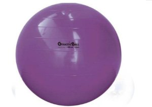 Bola suíça para pilates 95cm Gynastic Ball - roxa