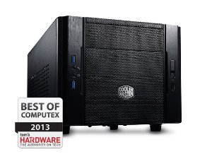 GABINETE - COOLER MASTER ELITE 130 - MINI ITX RC-130-KKN1