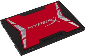 SSD KINGSTON HYPERX SAVAGE - 120GB  SATA III (SHSS37A/120G)