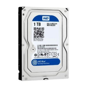 HDD INTERNO - WESTERN DIGITAL *BLUE* 1 TB 7200rpm -  WD10EZEX