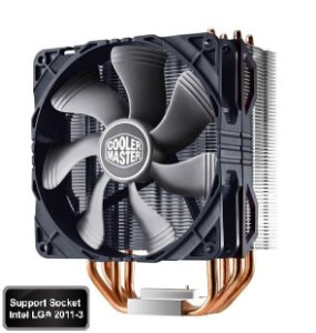 AIR COOLER - COOLER MASTER HYPER 212X - AMD / INTEL - TDP 160W  (RR-212X-20PM-R1)