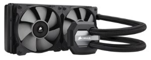 WATER COOLER - CORSAIR H100I GTX - AMD / INTEL - RADIADOR 240mm - CW-9060021-WW