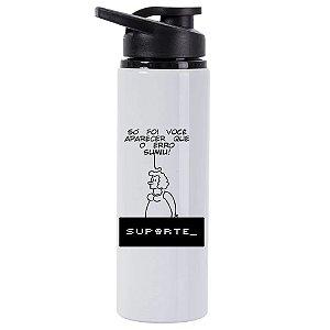 Squeeze Branco 750ml - Usuária