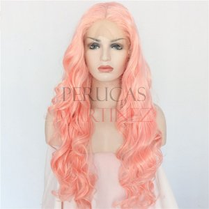 Lace Front Melissa Coral  Ondulada