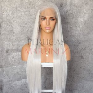 FULL LACE FRONT MELISSA PLATINADA