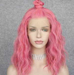 LACE FRONT POLLY ROSA ESCURO