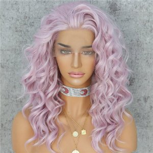 LACE FRONT JANNA LILAS