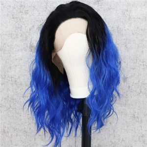 LACE FRONT POLLY AZUL OMBRE
