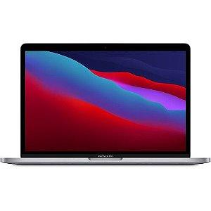 "MacBook Pro Touch Bar 13"" M1 8GB 512GB Prateado"