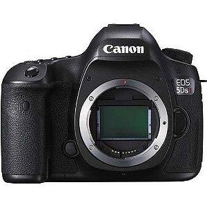 Câmera Canon EOS 5Ds R somente corpo