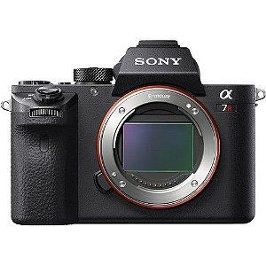 Câmera Sony Alpha a7R II somente corpo