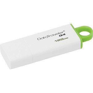 Pendrive Kingston DataTraveler G4 USB 3.0 128GB Verde