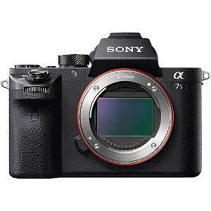 Câmera Sony Alpha a7S II somente corpo