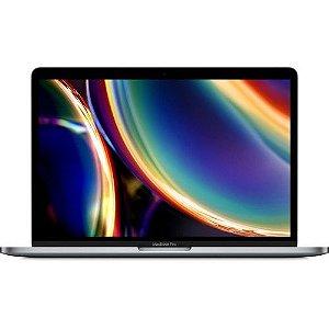 """MacBook Pro Touch Bar 13"""" i5 1.4GHz 8GB 512GB Cinza-espacial"""