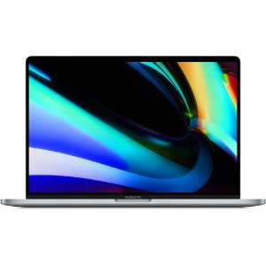 """MacBook Pro Touch Bar 16"""" i7 2.6GHz 16GB 512GB Cinza Espacial"""