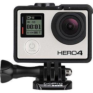Câmera Filmadora GoPro Hero 4 Black Music CHDBX-401