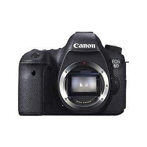 Câmera Canon EOS 6D Corpo