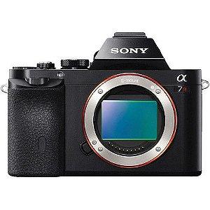Câmera Sony Alpha a7R somente corpo