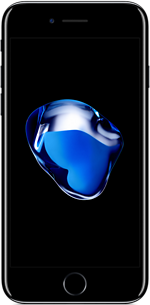 Celular Apple iPhone 7 256Gb 4G Preto Brilhante