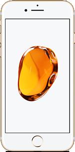 Celular Apple iPhone 7 256Gb 4G Dourado