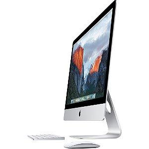 iMac Apple com Tela Retina 5K IPS Intel Core i5 3.3Ghz 8Gb 2Tb 27 polegadas MK482LL/A