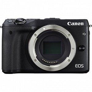 Câmera Canon EOS M3 mark III somente corpo