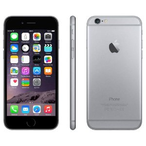 Celular Apple iPhone 6 32Gb Cinza Espacial