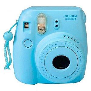 Câmera Fujifilm Instax Mini 8 Azul