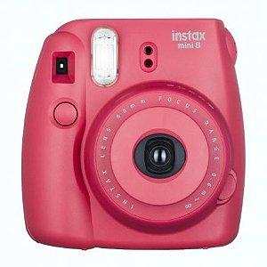 Câmera Fujifilm Instax Mini 8 Fucsia