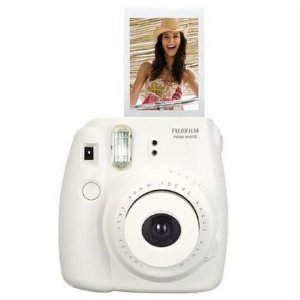 Câmera Fujifilm Instax Mini 8 Branco