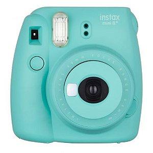 Câmera Fujifilm Instax Mini 8 Plus Menta