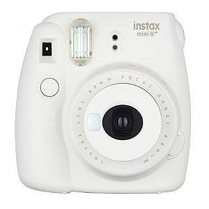 Câmera Fujifilm Instax Mini 8 Plus Baunilha