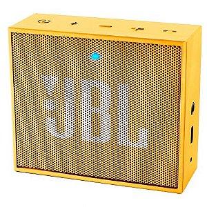 Caixa de Som Portátil JBL GO Bluetooth