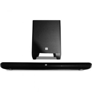 Home Theater JBL Soundbar Cinema SB250 2.1 Wireless Subwoofer BIVOLT