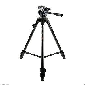 Tripé de Alumínio Benro Kit Digital para Foto e Vídeo modelo T600 EX