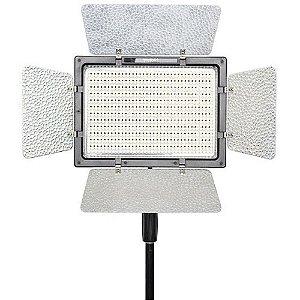 Iluminador LED Yongnuo YN-900C Pro Bi-Color com Controle Remoto