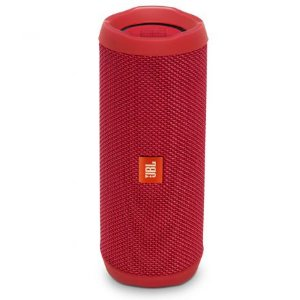 Caixa de Som Portátil JBL Flip 4 Vermelho
