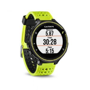 Relógio GPS Garmin Forerunner 230 Force sem cinta Amarelo