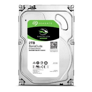 HD Interno Seagate BarraCuda 2Tb SATA III 6 Gb/s ST2000DM006