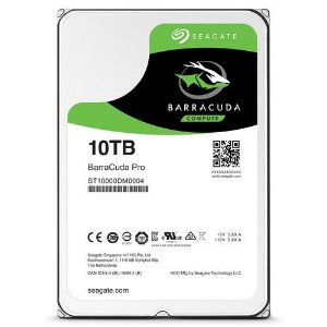 HD Interno Seagate BarraCuda Pro 10Tb SATA III 6 Gb/s ST10000DM0004