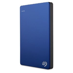 HD Externo Seagate Backup Plus Slim 2TB compatível com MAC