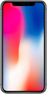 Celular Apple iPhone X 256Gb Cinza Espacial