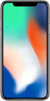 Celular Apple iPhone X 256Gb Prateado