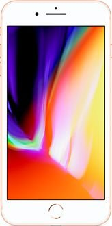 Celular Apple iPhone 8 Plus 256Gb Dourado