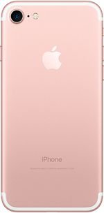 Celular Apple iPhone 7 32Gb Ouro Rosa