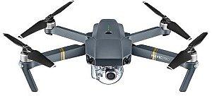 Drone DJI Mavic Pro 4K 12MP Cinza