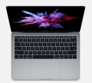 "Apple Macbook Pro 13"" Intel Core i5 2.3 GHz / 8Gb / SSD 256Gb / Cinza Espacial MPXT2 2017"